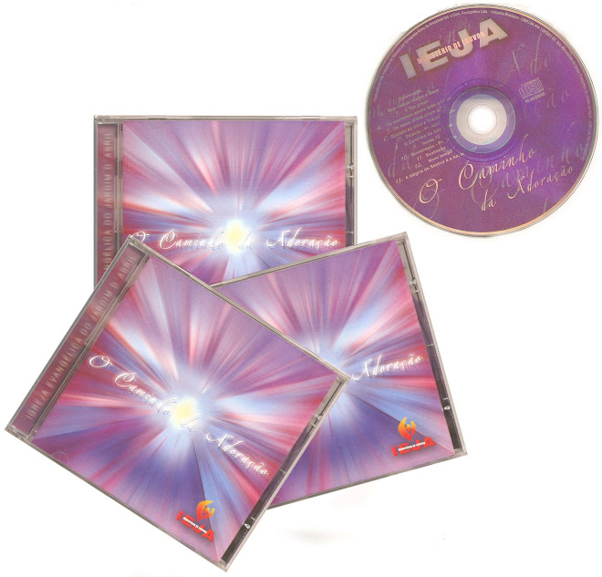 CD IEJA - Gravação de Teclado e elaboração de arranjos para a faixa 5 (Composição: Vivian M FERRAZ)