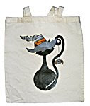 Witchy Kitty Tote