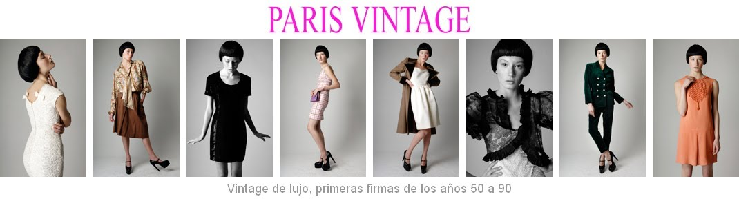 Boutique Paris Vintage