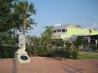 Sarasota Shopping Area on St. Armands Circle