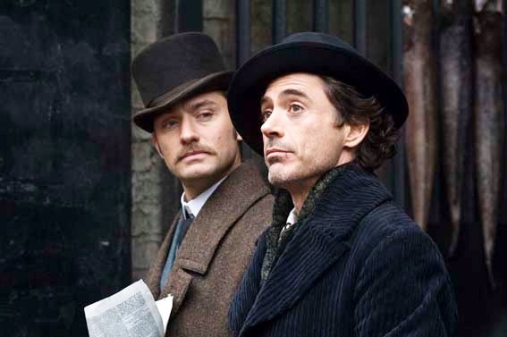 House of Nines Design: Sherlock Holmes 2009: A Hat Focused ...