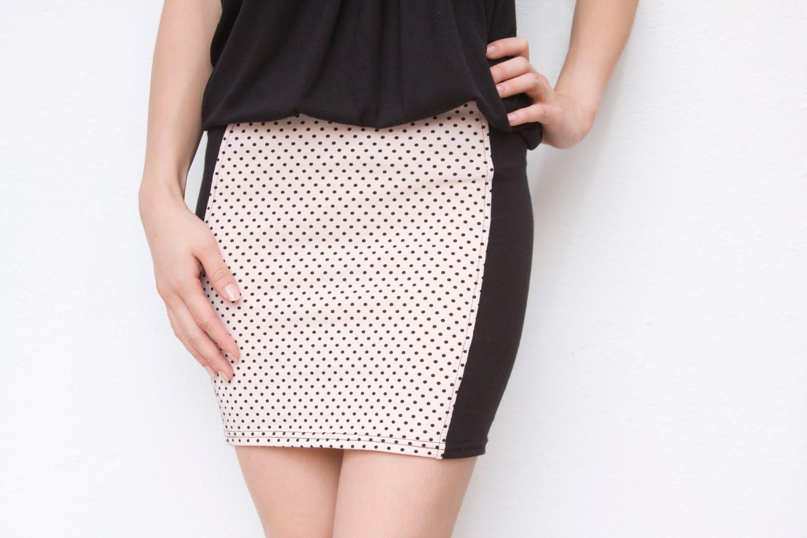 dresses strings fitted high waist mini skirt
