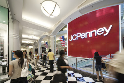 JC Penny Retail Sales Break Even
