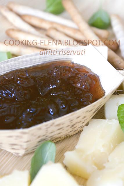 Cooking elena confettura di cipolle rosse for Marmellata di cipolle rosse cucina italiana