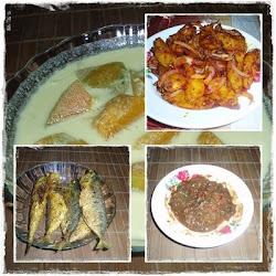 makanan-makanan di Malaysia