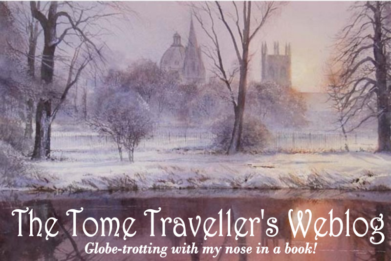 The Tome Traveller's Weblog