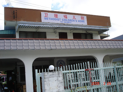 Sarawakiana: Methodist Children's Home in Miri