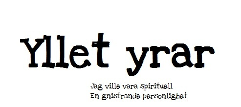 Yllet Yrar