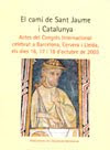 A book on the route of Saint James and Catalonia