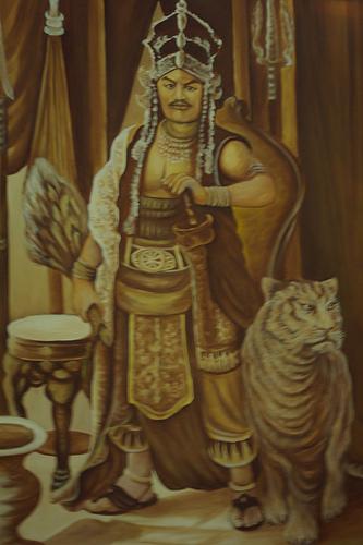 Jaenal Abidin: Raja-raja Sunda