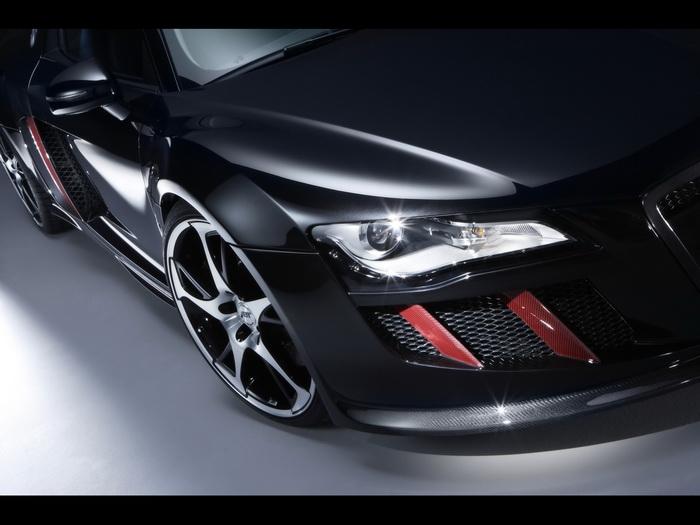 2008 Abt Audi R8. house ABT Audi R8 Kompressor