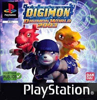 Download Digimon World 3 PS1 ISO