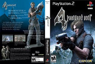 Download - Resident Evil 4  PS2 - ISO