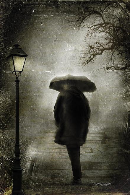 صاحب القبعة Lonely_Man_by_phatpu