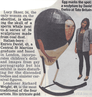 Clipping from the London Lite