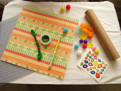 Leanne woods designs easy craft for kids the rain stick for Easy rain stick craft