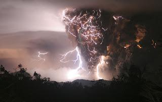 La tormenta Del Pácifico