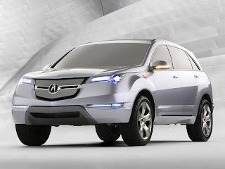 Acura MD-X Concept SUV