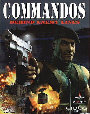 Download Commandos: Behind Enemy Lines PC Baixar