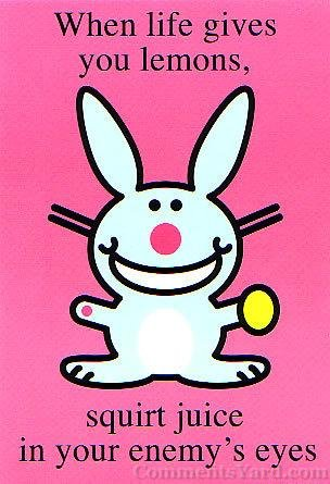 funny quotes happy bunny. 2010 funny quotes happy bunny.