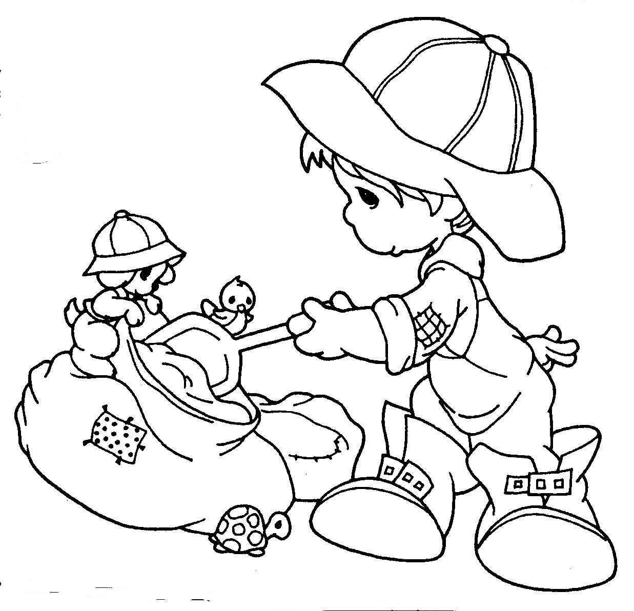 Oficios Y Profesiones Para Colorear Dibujos Imagixs