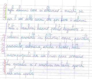 Il testo denotativo la cronaca - Testo i giardini di marzo ...
