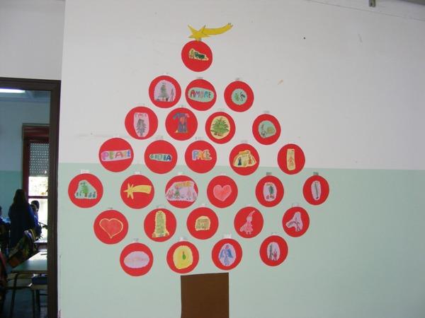 Decorazioni Di Natale Scuola Materna : Addobbi per l albero di natale giunti scuola store