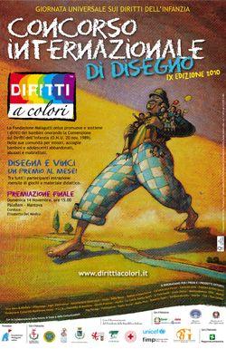 IT small Giornata Internazionale dellInfanzia, Concorso Internazionale di Disegno: Diritti a Colori