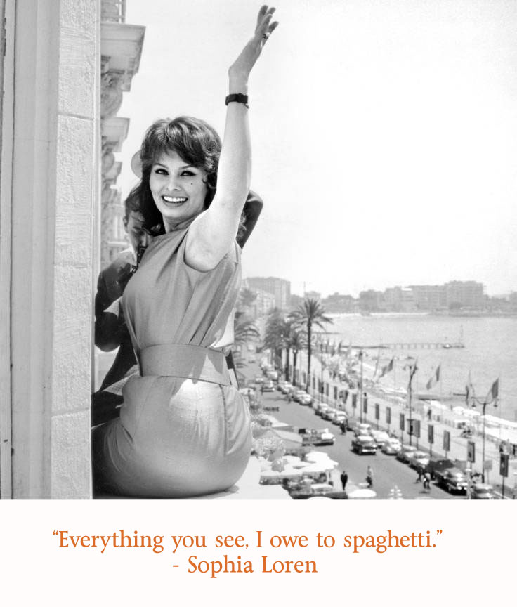 Wednesday  June 30  2010Sophia Loren Quotes About Mothers