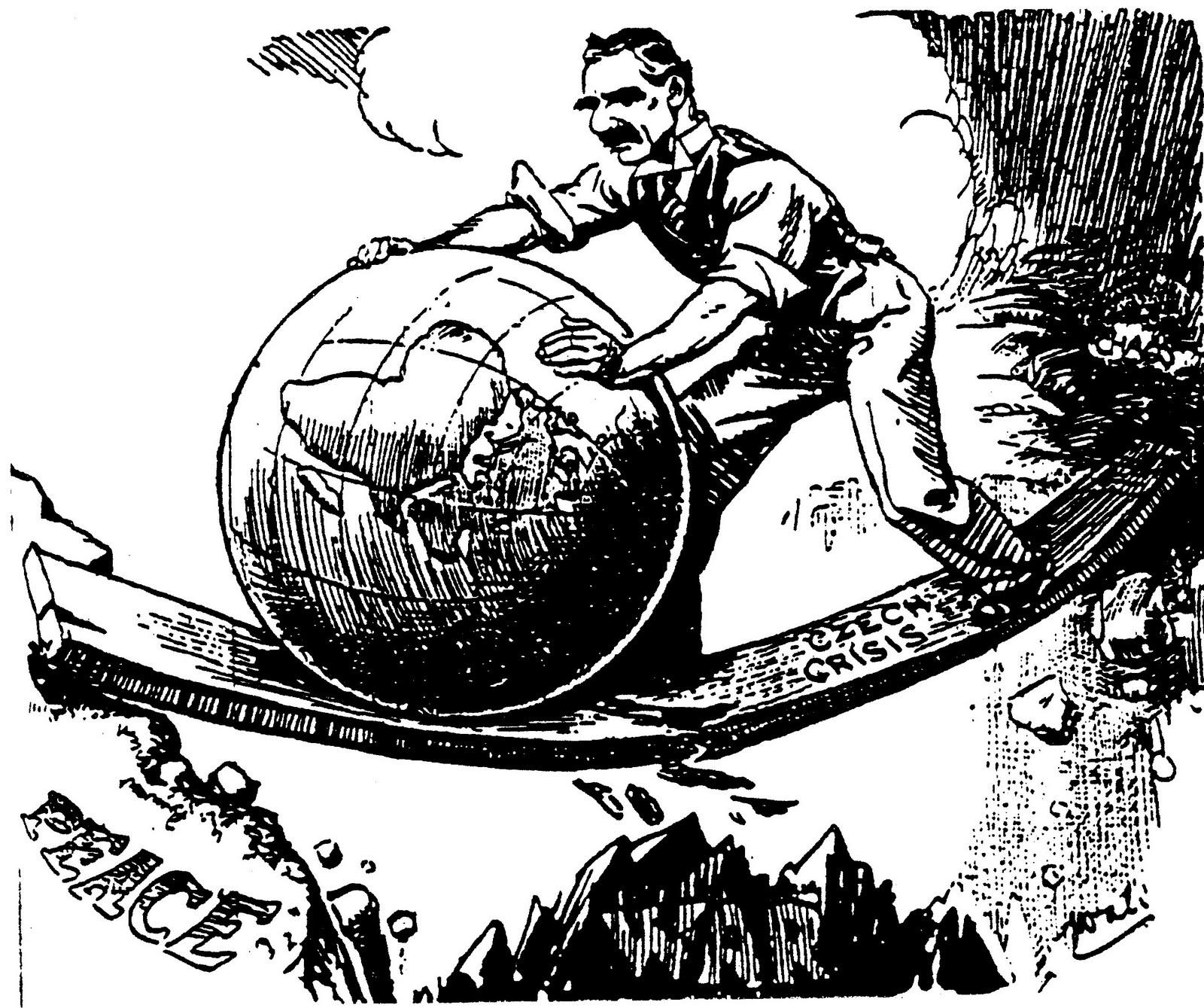 Freeston History Neville Chamberlain Saviour Of The Nation Or