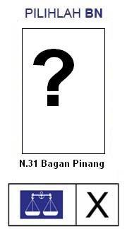 PRK N.31 BAGAN PINANG
