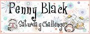 Penny Black Saturday Challenge  (zaterdag)