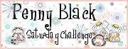 Penny Black Saturday Challenge  (zaterdag)