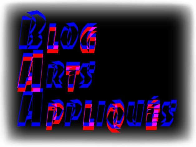 ARTS APPLIQUES