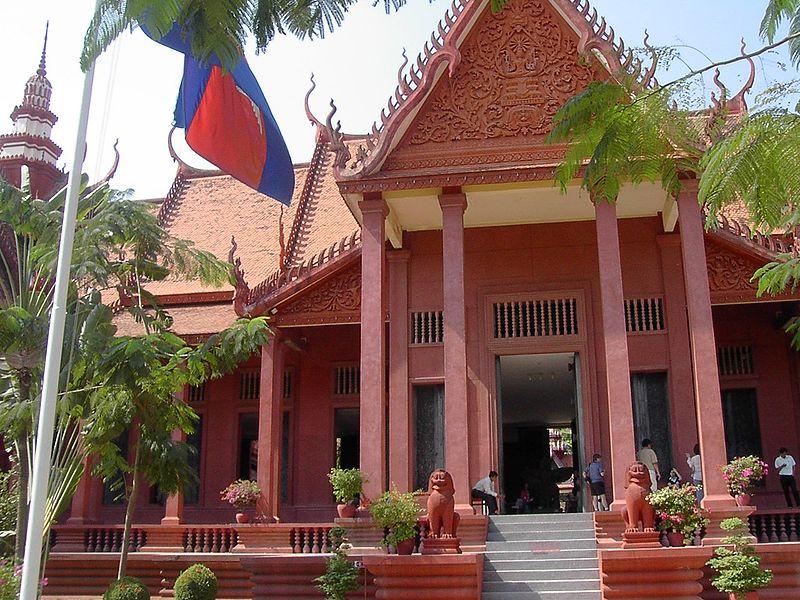 Cambodia Trip Advisors: National Museum of Cambodia