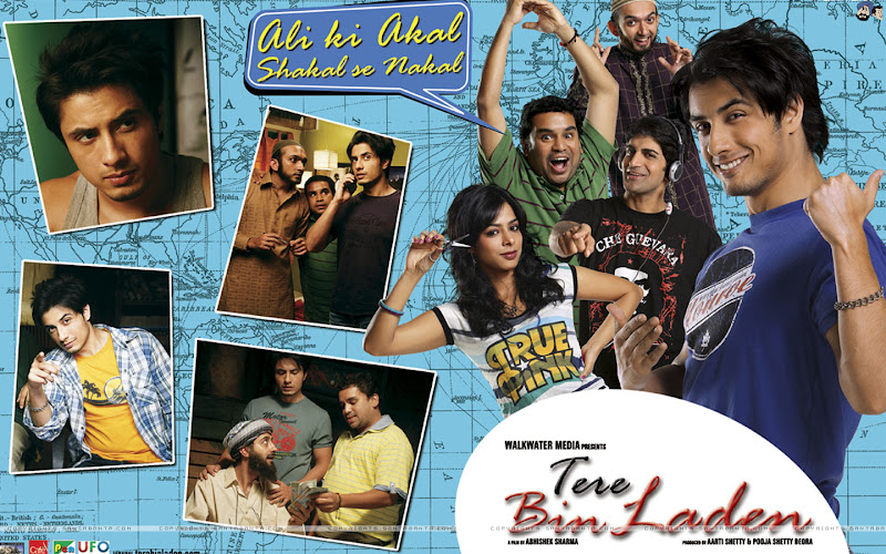 Khalil in Laden brother of. Tere Bin Laden Movie