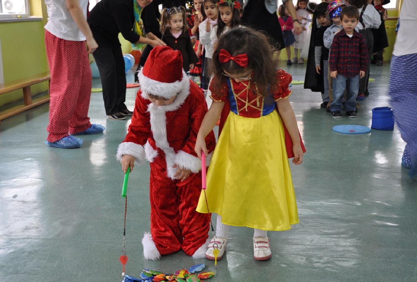 Yeni Yıl sabah performansları anaokulunda nasıl geçirilir