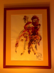 D. Quixote por Miguel Barbosa