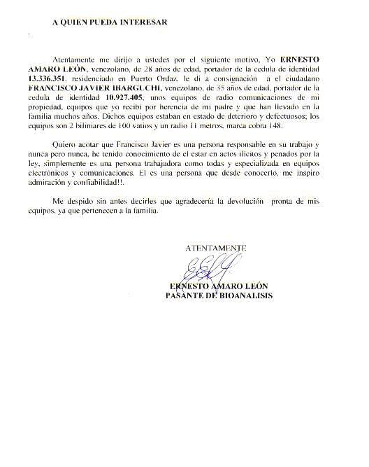 Modelos De Cartas De Referencia Personal Prestamos Urgentes En Quito