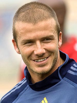 david beckham buzz hairstyle