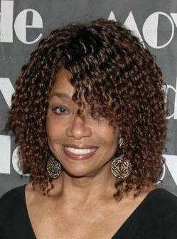 Beverly Todd Short Curly Hairstyle