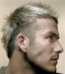 Short Spikey Hairstyle for Men