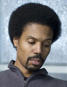 mens afro haircut