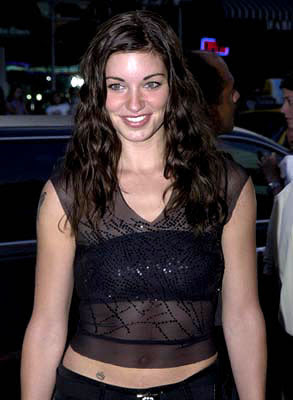 Bianca Kajlich Tattoos - Celebrity Tattoo