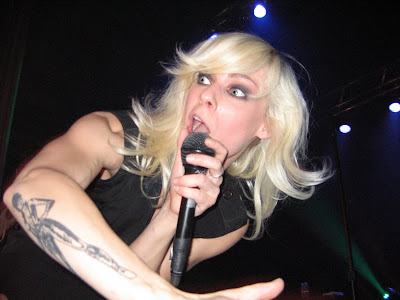 Lal hardy (NEW WAVE TATTOO) on Myspace Maja Ivarsson is a Swedish singer,