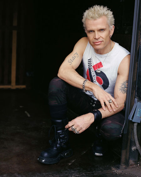 a future tattoo art billy idol tattoo celebrity tattoo
