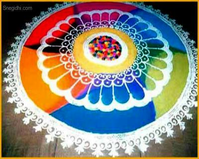 Rangoli Designs and Patterns - Squidoo : Welcome to Squidoo