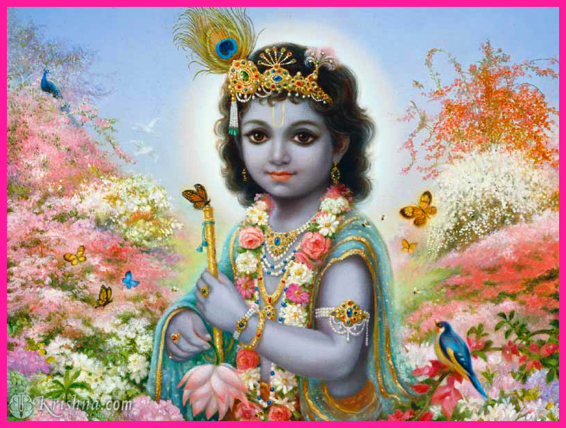 Hindu Goddess: Krishna Mantras | Lord Krishna Wallpapers Pictures