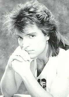 Richard Marx Mullet Hairstyle Picture