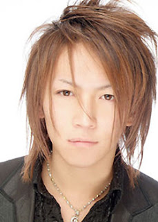 Asian Men Long Layered Hairstyle Pictures
